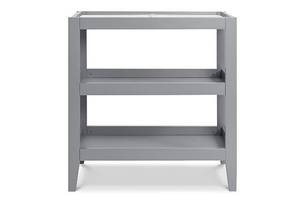 Carter's by Davinci Colby Changing Table, Gray, large