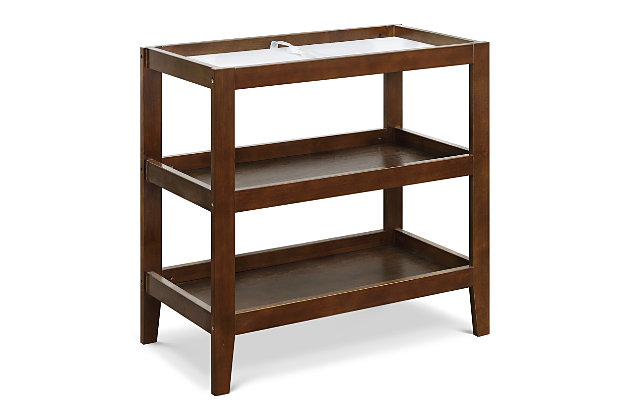 Carter's by Davinci Colby Changing Table, Brown, large