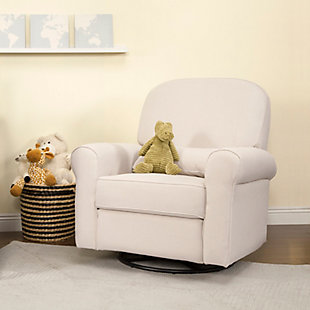 Davinci Ruby Recliner and Glider, Beige, rollover