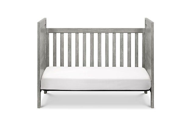 Davinci Fairway 3-in-1 Convertible Crib, Gray, large