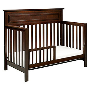 Davinci Autumn 4-in-1 Convertible Crib, Dark Brown, large