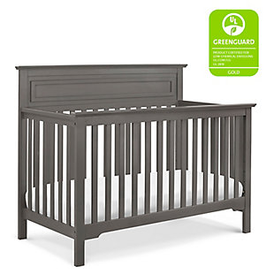 Davinci Autumn 4-in-1 Convertible Crib, Gray, large