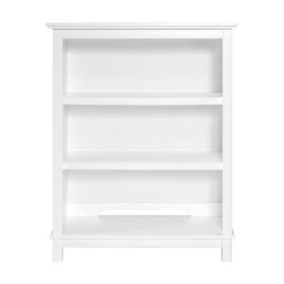 Davinci Autumn Bookcase/Hutch, White, large