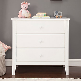 Carter's by Davinci Morgan 3 Drawer Dresser, , rollover
