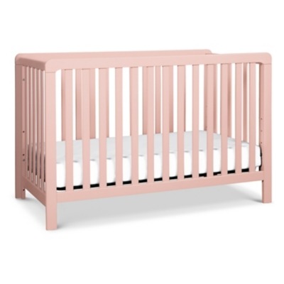 Carter's by Davinci Colby 4-in-1 Low Profile Convertible Crib, Pink, large