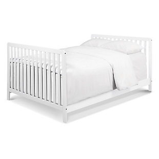 Carter's by Davinci Colby 4-in-1 Convertible Crib with Trundle Drawer, White, large