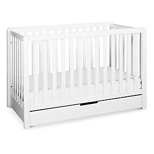 Carter's by Davinci Colby 4-in-1 Convertible Crib with Trundle Drawer, , large