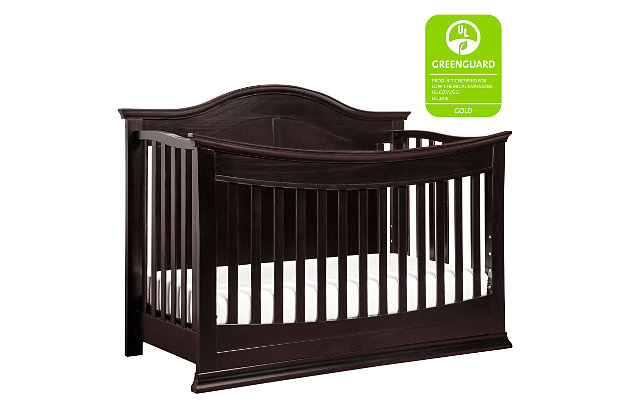 Davinci Meadow 4-In-1 Convertible Crib with Toddler Bed Conversion Kit, , large