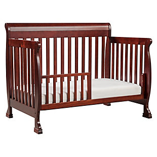 Davinci Kalani 4-in-1 Convertible Crib, Red, large