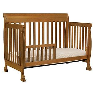Davinci Kalani 4-in-1 Convertible Crib, Brown, large