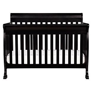 Davinci Kalani 4-in-1 Convertible Crib, Black, large