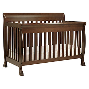Davinci Kalani 4-in-1 Convertible Crib, Dark Brown, large