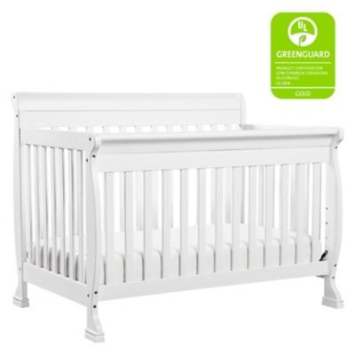 Davinci Kalani 4-in-1 Convertible Crib, White, large