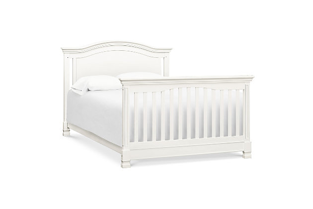 Million Dollar Baby Classic Louis 4 In, Baby Cribs That Convert To Queen Beds