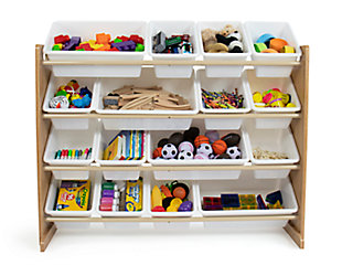 Kids Journey Super-Sized Storage Organizer with 16 Bins, , rollover