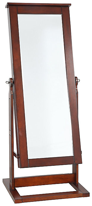 Powell Mirrored Jewelry Cheval, , large