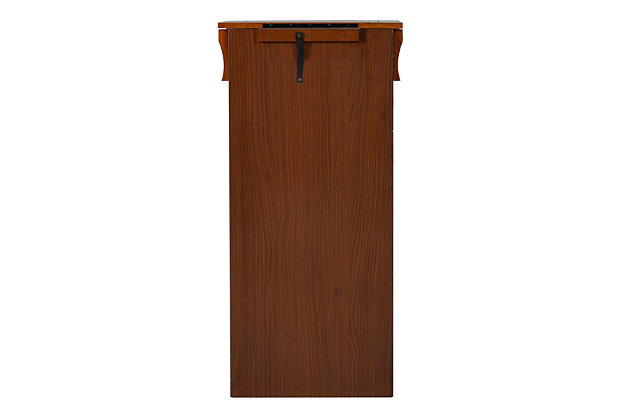 Powell Fully Lined Jewelry Armoire, , large
