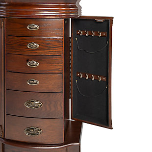 Powell Jewelry Armoire, , large