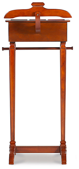Powell Men's Valet Stand, , large