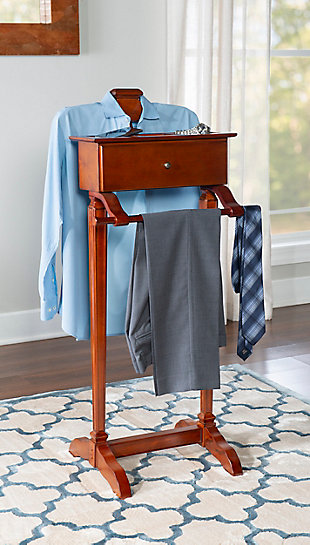 Powell Men's Valet Stand, , rollover