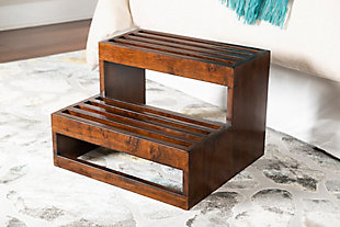 2-Step Bed Step Stool, , rollover