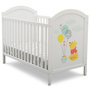 Delta Children Disney Winnie The Pooh 4-in-1 Convertible Crib, , large