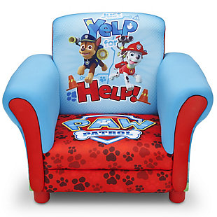 Delta Children PAW Patrol Upholstered Chair by Delta Children, , rollover
