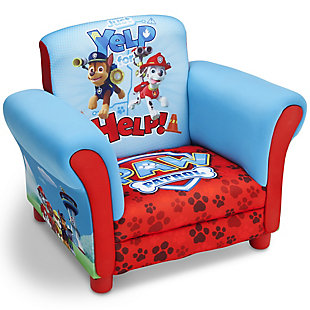 Delta Children PAW Patrol Upholstered Chair by Delta Children, , large