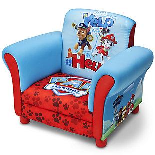 Delta Children Paw Patrol Upholstered Chair By Delta Children, , large