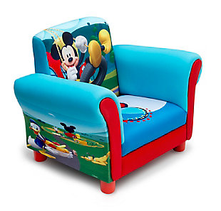 Delta Children Mickey Mouse Upholstered Chair by Delta Children, , large