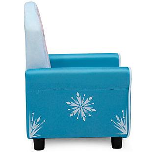 Delta Children Disney Frozen Ii Elsa Figural Upholstered Kids Chair, , large