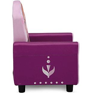Delta Children Disney Frozen II Anna Figural Upholstered Kids Chair, , large