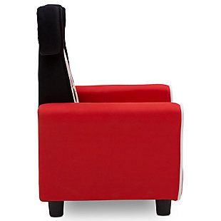 Delta Children Disney Mickey Mouse Figural Upholstered Kids Chair, , large