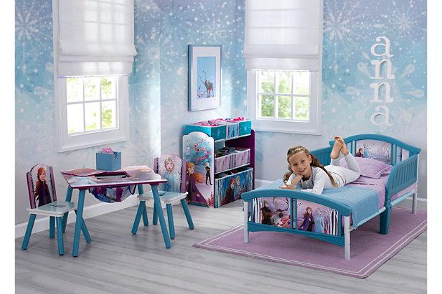 Delta Children Frozen Ii Plastic, Frozen Bedroom Furniture