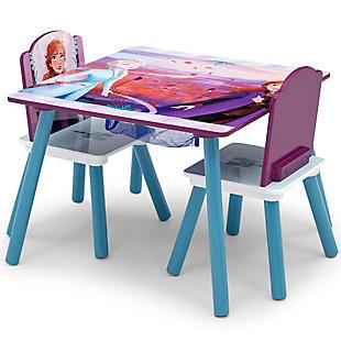 Delta Children Frozen Ii Table And Chair Set With Storage By Delta Children, , large