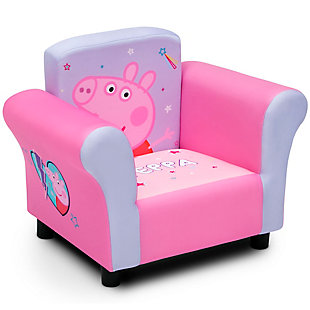Delta Children Peppa Pig Upholstered Chair by Delta Children, , large