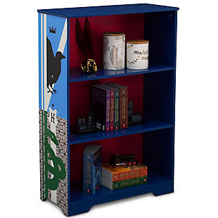 Delta Children Harry Potter Deluxe 3-Shelf Bookcase by, , large