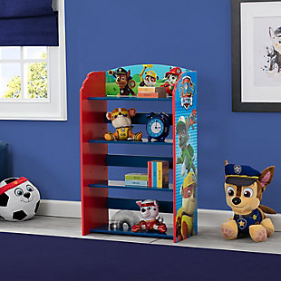 Delta Children PAW Patrol Wood Bookshelf, , rollover