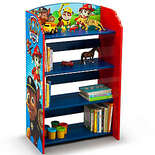 Delta Children PAW Patrol Wood Bookshelf, , large