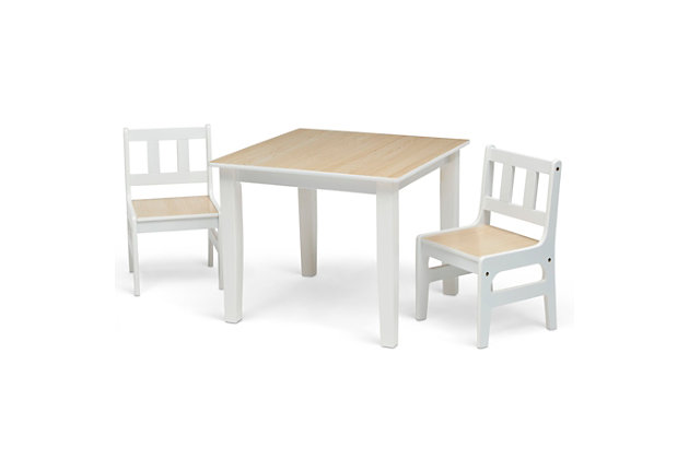 Delta Children Table And Chair Set (2 Chairs Included), , large