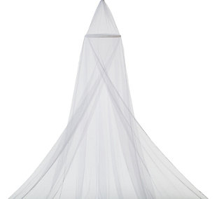 Delta Children Decorative Canopy, White, large