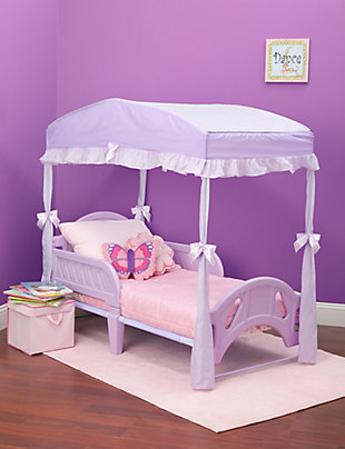 Delta Children Toddler Bed Canopy, , rollover