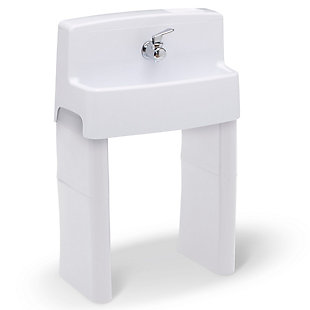 Delta Children MySize 3-in-1 Convertible Sink, , large