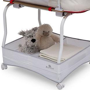 Delta Children Serta iComfort Auto Glide Bassinet, , large