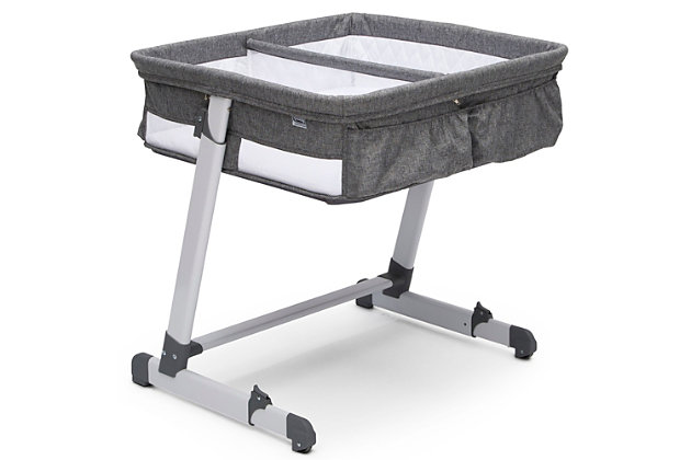 Delta Children Simmons Kids By The Bed Twin City Sleeper, , large