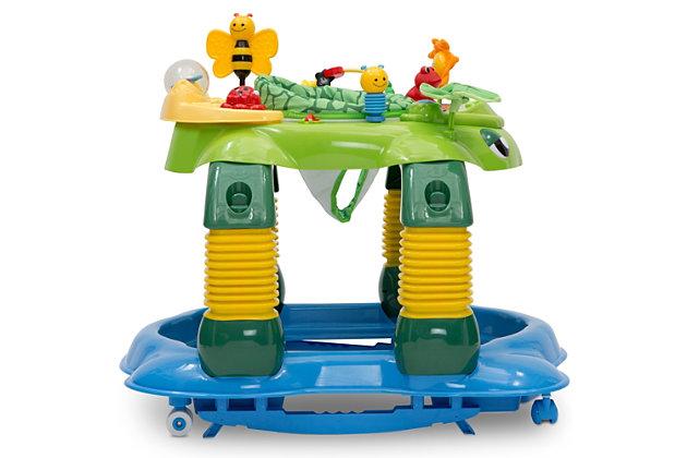 Delta Children Lil' Play Station 4-in-1 Activity Walker, , large