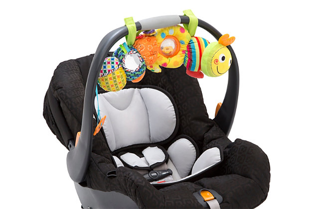 Delta Children Stroller/Car Seat Activity and Teething Toy for Babies, , large