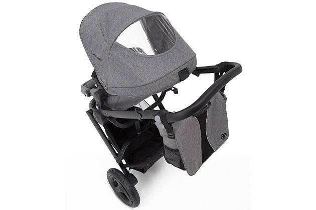 Delta Children Jeep® Sport Utility All-Terrain Jogger, Gray/Black, large