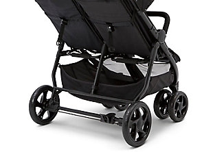 Delta Children Jeep® Destination Ultralight Side x Side Double Stroller, , large