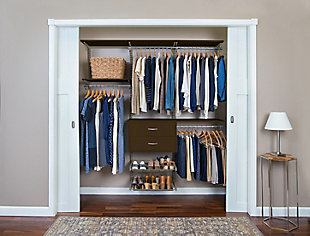 4 Piece Ultimate Closet Starter Kit